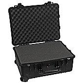Peli 1560 Case With Foam Black