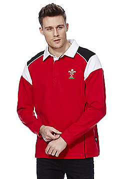 WRU Welsh Rugby Shirt - Red