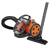Pifco 1400W Bagless Cylinder Vacuum