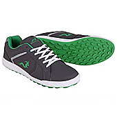 Woodworm Surge V2.0 Casual Spikeless Street Golf Shoes - Grey