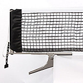 Butterfly Table Tennis Economy Clip Net And Post Set Ideal For Clubs And Schools