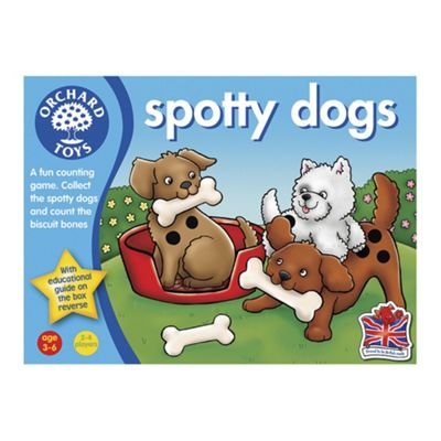 Orchard Toys Spotty Dogs Educational Game
