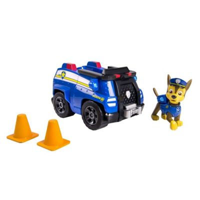 Paw Patrol Nickelodeon Chase's Cruiser Vehicle