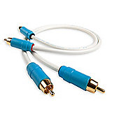 Chord C-Line Stereo RCA Interconnect 3.0m