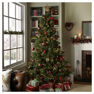 Buy 7ft Luxury Regency Fir Christmas Tree From Our