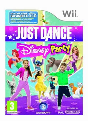 Just Dance - Disney Party