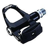 Wellgo R096B Look Keo Compatible Road Pedals - Black
