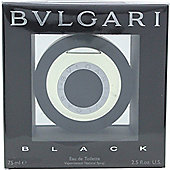 Bvlgari Black Eau de Toilette (EDT) 75ml Spray