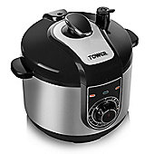 Tower 5L Multi-function Electric Pressure Cooker