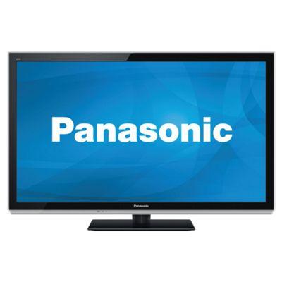 Panasonic TX-P50UT50B 50-inch Full HD 1080p Smart 3D Plasma TV with Freeview HD