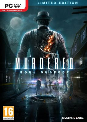 Murdered Soul Suspect (Le) Pc