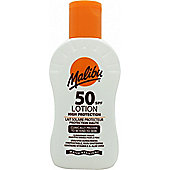 Malibu Sun Lotion SPF50 100ml
