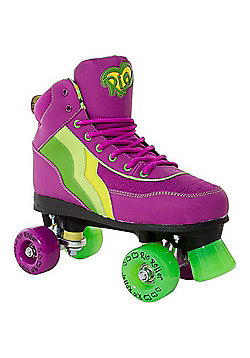 Rio Roller Classic II Grape Quad Roller Skates - Purple