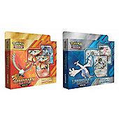 Pokemon TCG ho -Oh EX and Lugia EX Legendary Battle Deck