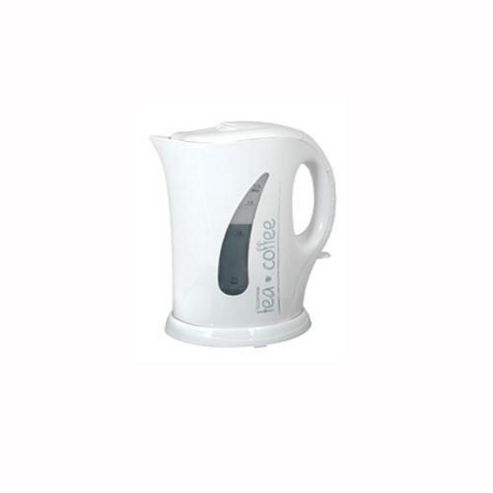 Lloytron E892WH 1.7 litre 2kw Cordless Kettle - White (Tea-Coffee)
