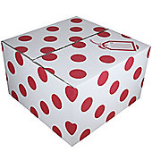 Polka Dot Balloon Box - 38cm