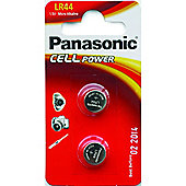 Panasonic LR44 Batteries 6 Pack