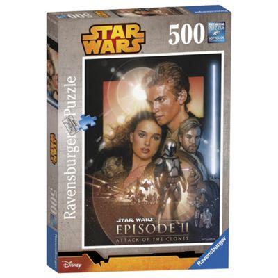 Star Wars 500Pc, Episode I-Vi (Vpn: 14666)