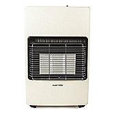 Warmlite WL39001C Gas Heater - Cream