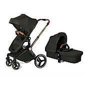Mee-Go Venice Child Kangaroo Isofix Travel System - Charcoal