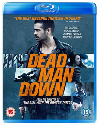 Dead Man Down - Blu-Ray