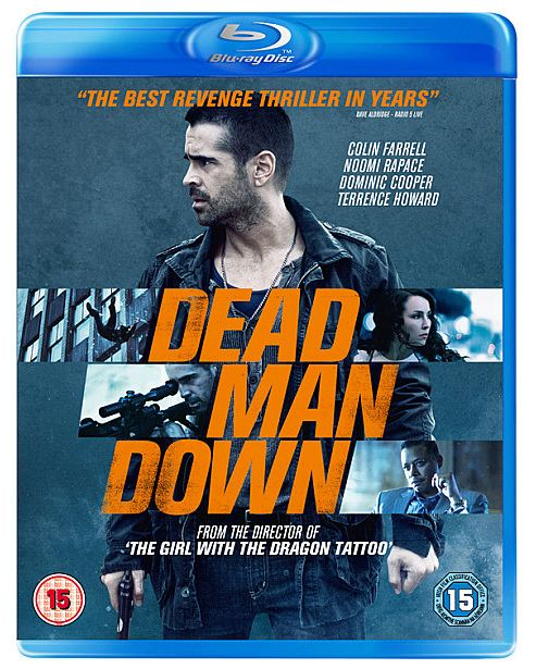 Dead Man Down - Blu-Ray