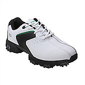 Forgan Leather Iii Golf Leather Shoes - White