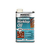 Ronseal ABWO1L 1L Anti-Bacterial Worktop Oil