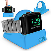Orzly Apple Watch Night Stand - Blue