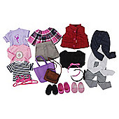 Sindy Doll Fashion Clothing Pack