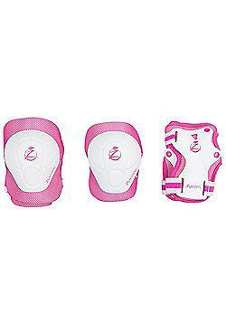 Zycomotion Child Combo Protection Pack - Pink/White