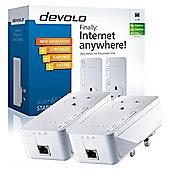 Devolo 9225 dLAN 650+ Pass Through (Starter Kit)