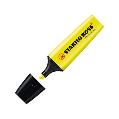 Stabilo Boss Highlighter Yellow