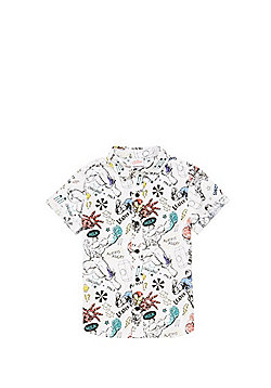 Marvel Avengers Short Sleeve Shirt - Multi
