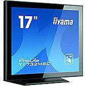 "iiyama ProLite T1732MSC 43.2 cm (17"") LED Touchscreen Monitor - 5:4 - 5 ms"