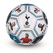 Tottenham Hotspur FC Size 5 Photo & Signature Football