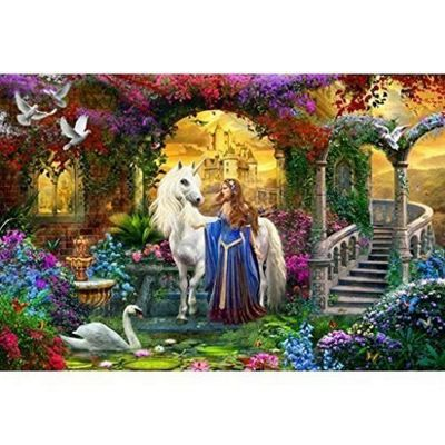 In the Fairy Garden - 2000pc Puzzle