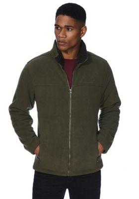 Regatta Grove Heavyweight Sherpa Lined Zip-Through Fleece S Khaki