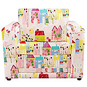 Children's Chair Bed - Happy Houses