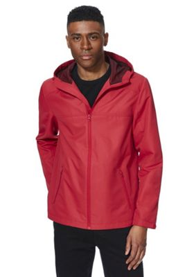 F&F Ripstop Shower Resistant Jacket Red 5XL