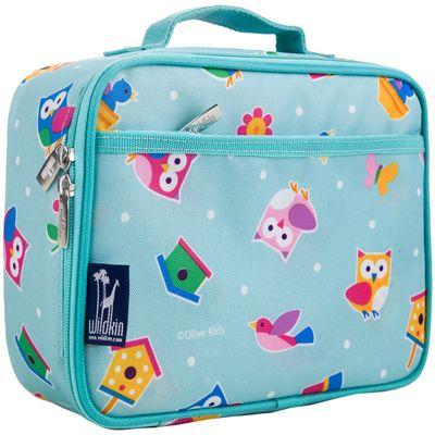 Kids' Lunch Box- Birdie