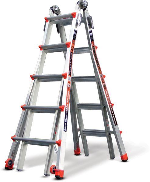 Little Giant 5 Rung Revolution XE Ladder
