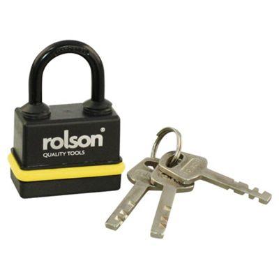 Rolson Small Waterproof Lock