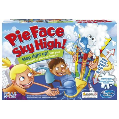 Pie Face Sky High from Hasbro Gaming