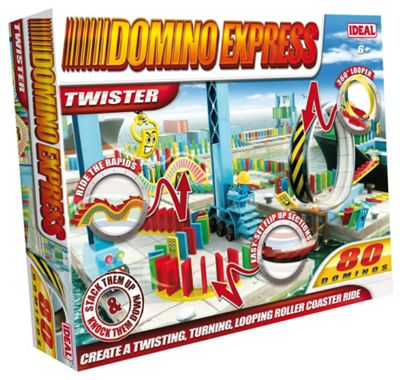 Domino Express Twister Board Game