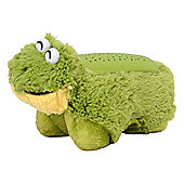 Pillow Pet Dream Lites Green Friendly Frog