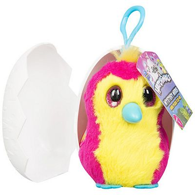 Hatchimals Mystery Minis Sound Clip-on Soft Toy