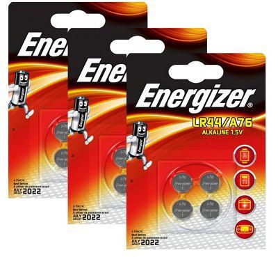 Tesco Batteries