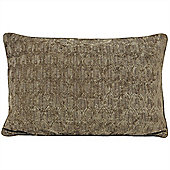 Riva Home Woburn Mocha Cushion Cover - 40x60cm