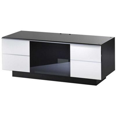 UK-CF Ultimate White TV Stand For Up To 50 inch TVs